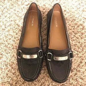 Black Coach Loafer